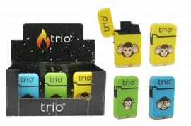 Emoji Monkey Twin Jet Lighter
