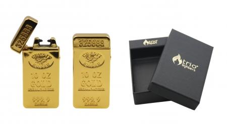 Gold Bar Arc Lighter