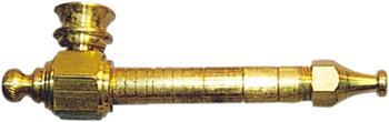 Medium Brass Spike Pipe