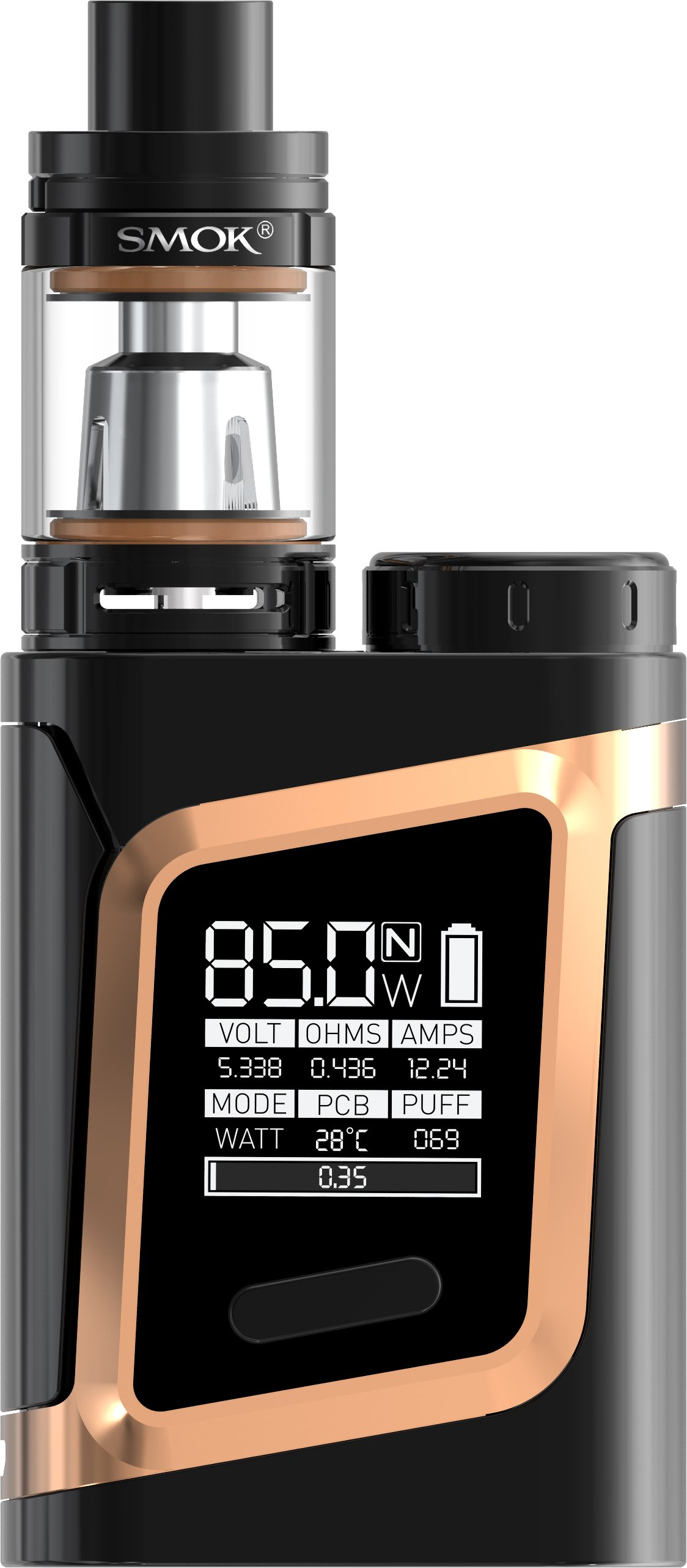 SMOK RHA85 Kit - Black Gold