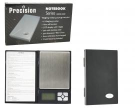 Precision Notebook Digital Scale 200 x 0.01g
