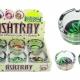 Leaf Glass Ashtray