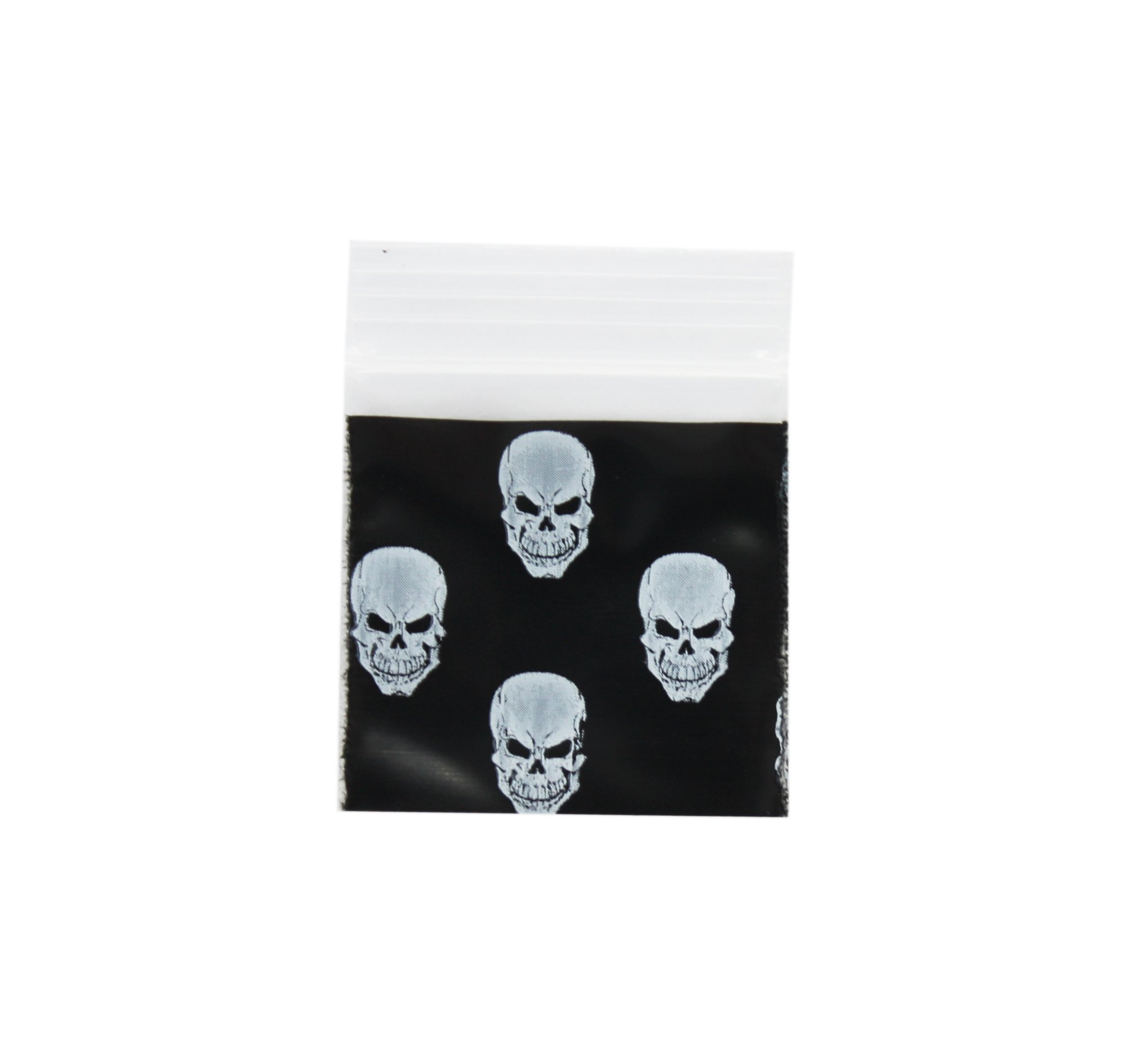 Black Skull Bag 32mm x 32mm