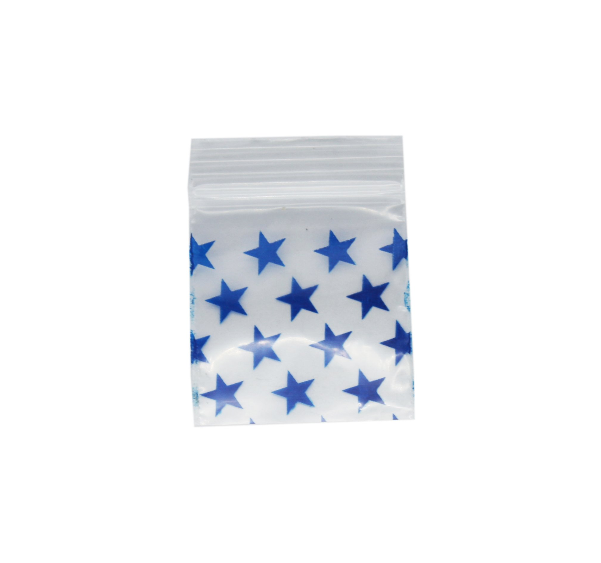 Blue Star Bag 32mm x 32mm