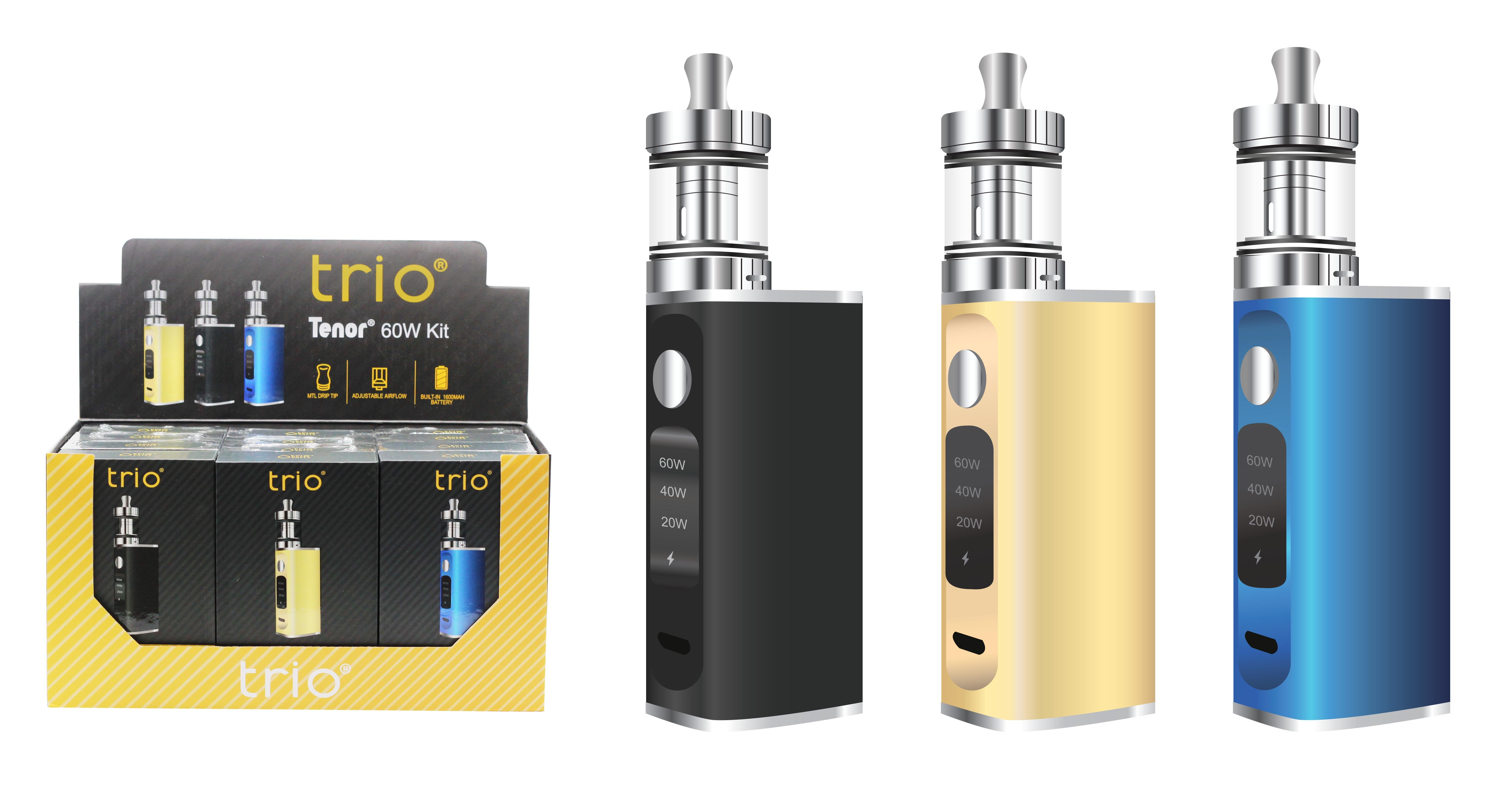 Trio Tenor Kit 60W