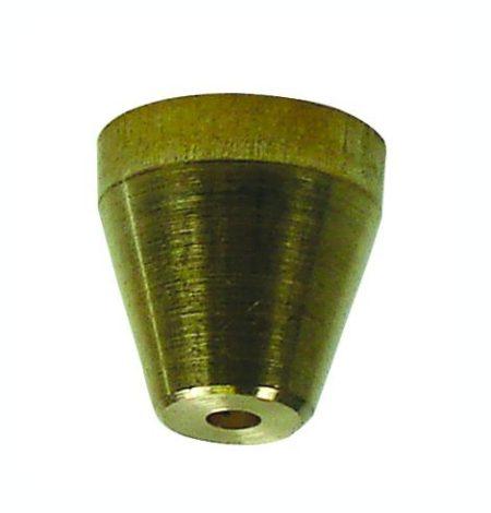 Small Slip In Cone Brass