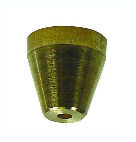 Small Slip In Cone Brass