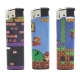 Game Normal Flame Lighter x5