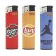 Mock Brand Normal Flame Lighter x5