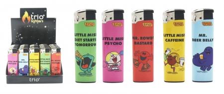 Mister Normal Flame Lighter x5