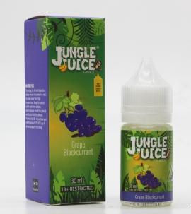 Jungle Juice 70%VG E-juice - Grape Blackcurrant 30ml