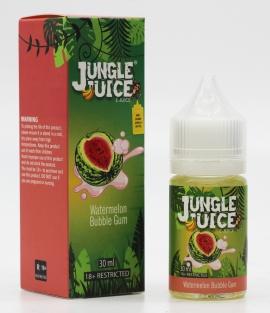 Jungle Juice 70%VG E-juice - Watermelon Bubble Gum 30ml