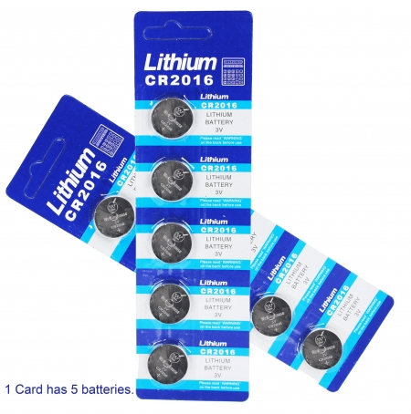 Lithium CR2016 Battery