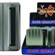 Metal Roller & Tobacco Case