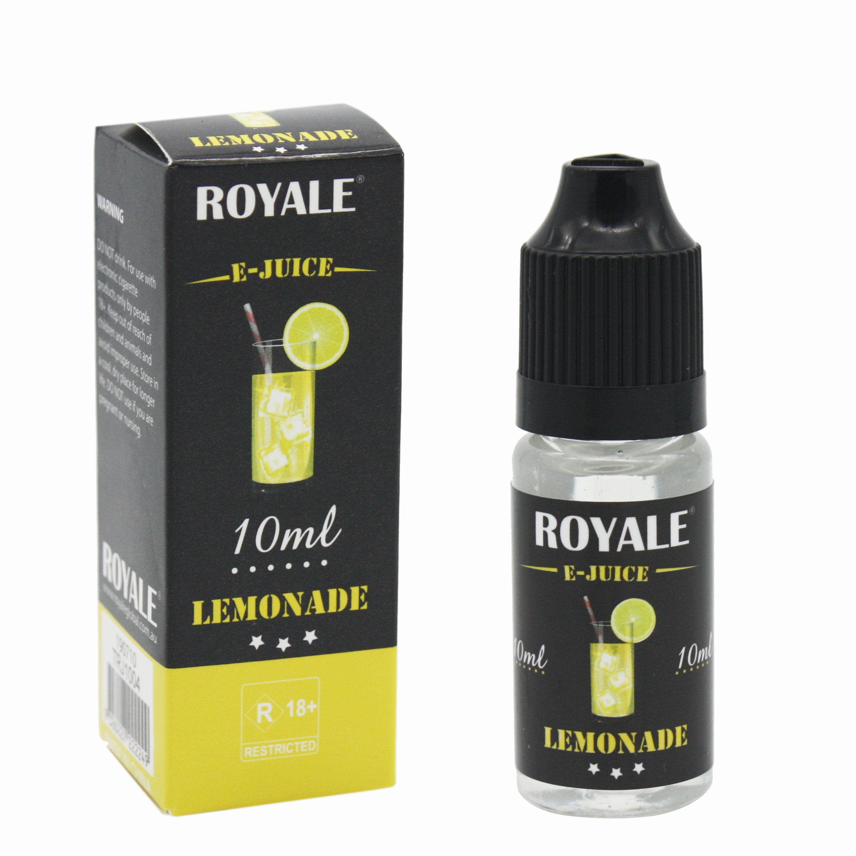 Royale E-juice- Lemonade