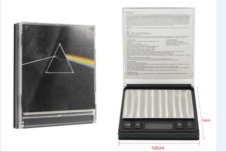 Pink Floyd- CD Digital Scale (0.01g/200g)