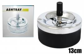 13cm Metal Spinning Ashtray