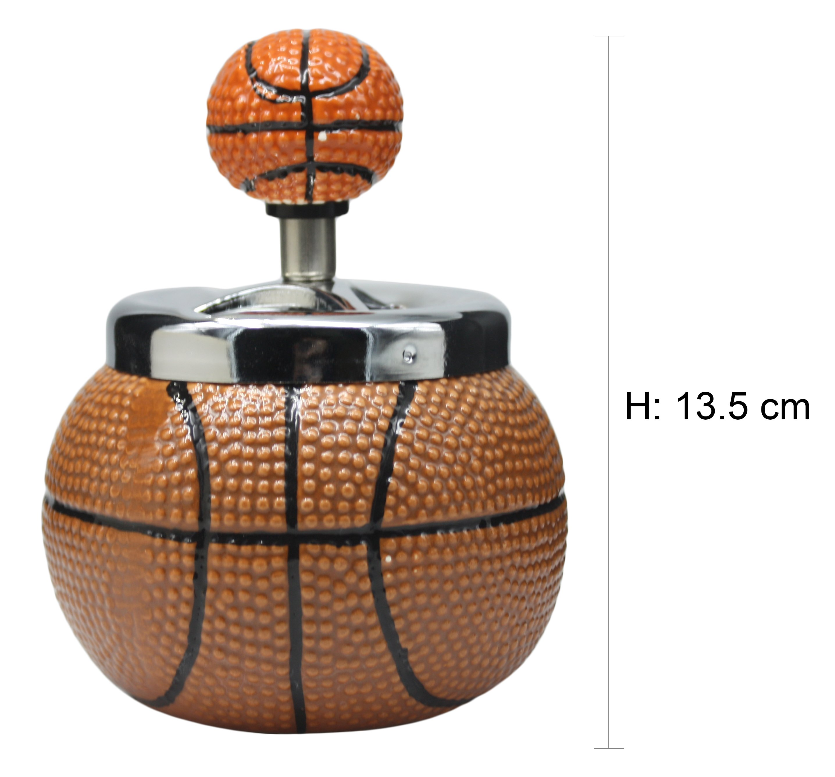 Basketball Spinning Ashtray