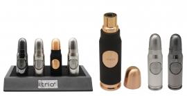 Trio Premium Bullet Jet Lighter