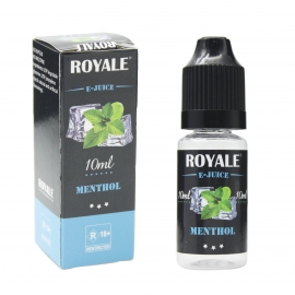 Royale E-juice- Menthol