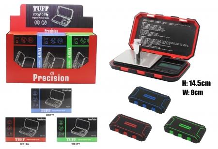 Precision TUFF 200 X 0.01g 12/48