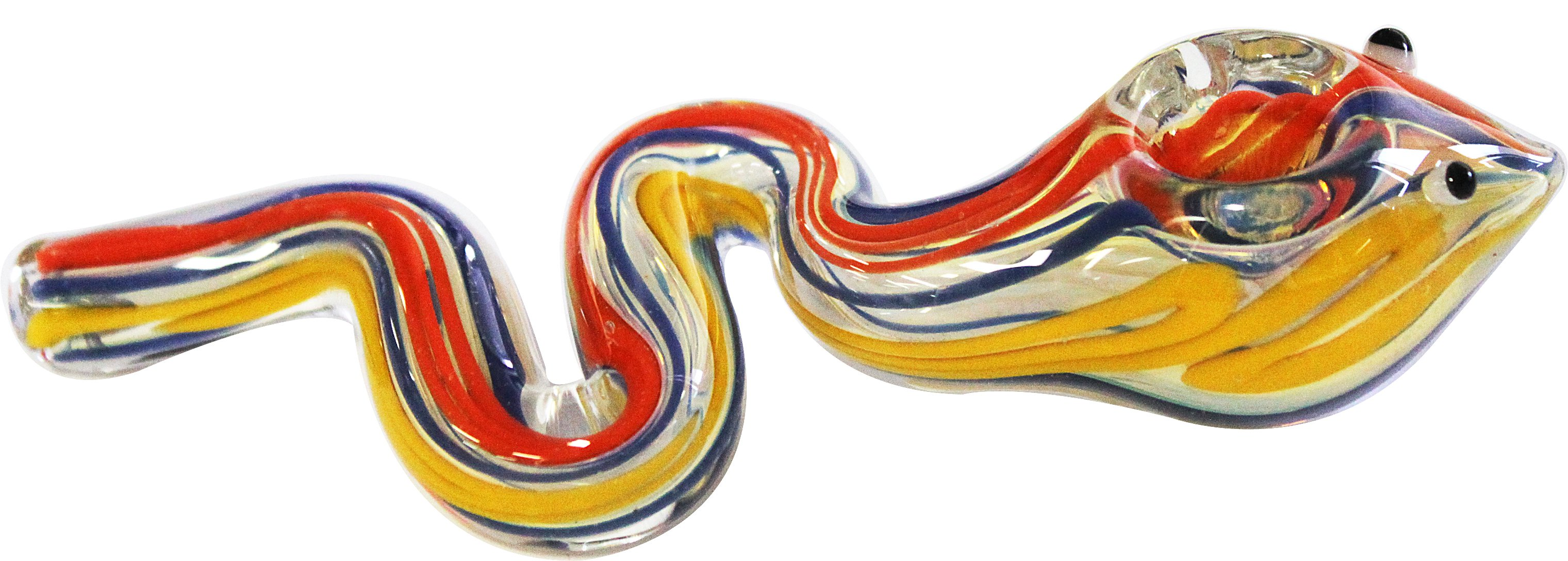 3G Snake Coloured Pipe (13.5cm)