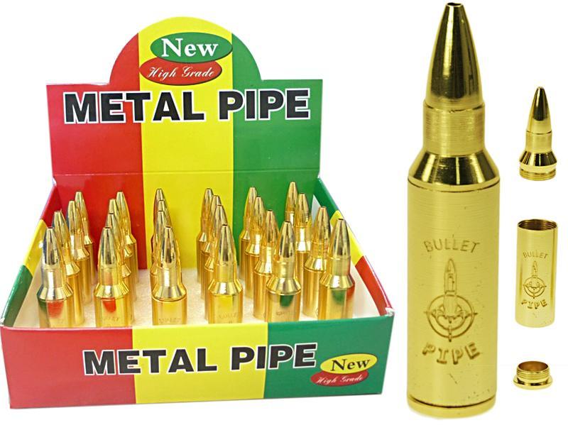 Bullet Pipe Smokeless
