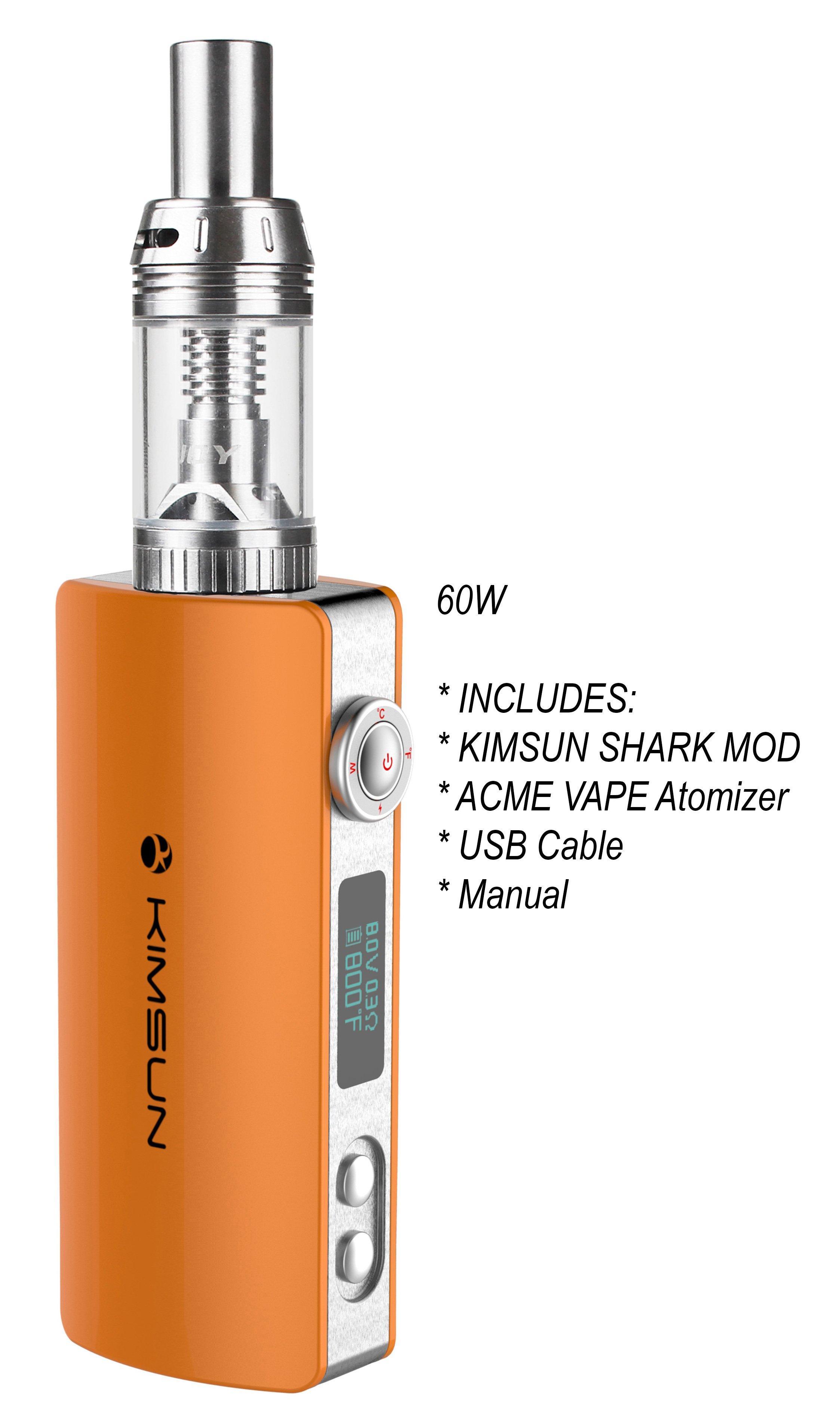 Kimsun Shark 60w - Orange