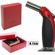 Premium Blow Torch Jet Lighter - Red