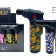 Coloured Camo Stand Up Blowtorch Jet Lighter