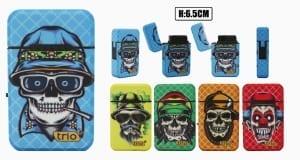 Skull Jet Lighter